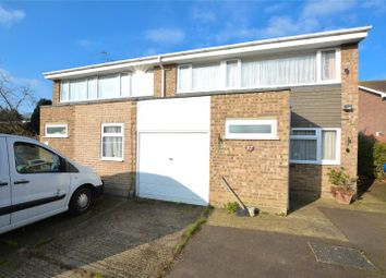 Thumbnail 4 bed semi-detached house for sale in Parr Crescent, Hemel Hempstead, Hertfordshire