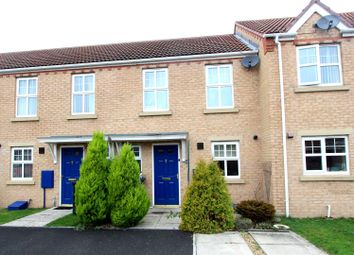 Thumbnail 2 bed terraced house for sale in Grangemoor Close, Darlington