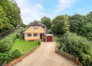 Thumbnail 5 bed detached house for sale in Boundary Road, Rowledge, Farnham, Surrey