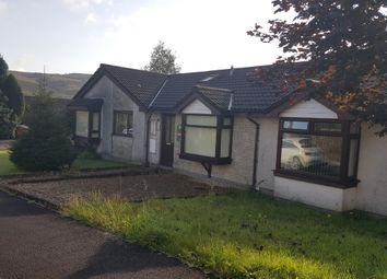 Thumbnail 1 bed bungalow to rent in Cwm Farteg, Bryn, Port Talbot