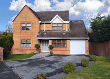 Thumbnail Detached house for sale in Oaktree Close, West Cross, Swansea, West Glamorgan.
