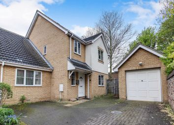 Thumbnail 4 bed detached house for sale in Roberts Close, Eaton Socon, St. Neots