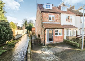 Thumbnail 3 bed property for sale in Brook Street, Driffield