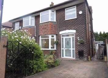 3 bed semi-detached house for sale in Palmerston Road, Denton, Manchester M34