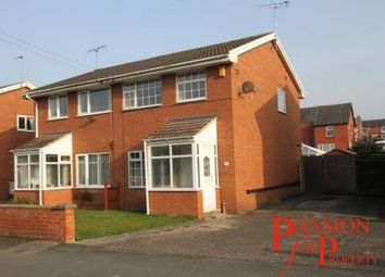 Thumbnail 3 bed semi-detached house to rent in Shrewsbury Way, Saltney, Chester