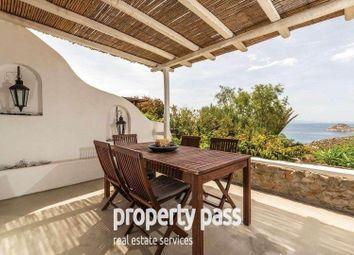 Thumbnail 4 bed villa for sale in Kalafati Mykonos Cyclades, Cyclades, Greece