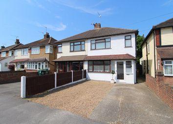 Thumbnail 3 bed semi-detached house for sale in Spelthorne Lane, Ashford