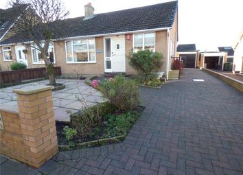 Thumbnail 3 bed semi-detached bungalow for sale in Holmrook Road, Carlisle, Cumbria