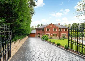 Thumbnail 4 bed detached house for sale in Ravenhurst Drive, Bolton