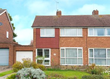Thumbnail 3 bed semi-detached house for sale in Byron Road, Hutton, Brentwood, Essex