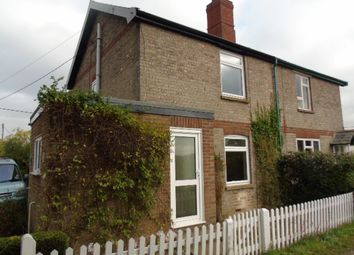 Thumbnail 3 bed cottage to rent in Holly Close, Woodbridge