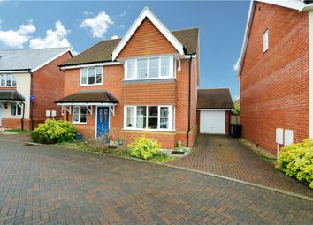 Thumbnail 4 bed detached house for sale in Wadham Close, Romsey, Hampshire