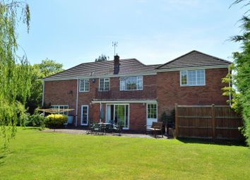 Thumbnail 6 bed detached house for sale in Bushy Cross Lane, Ruishton, Taunton, Somerset
