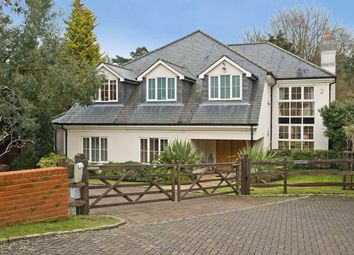 Thumbnail 5 bed detached house for sale in Oaksend Close, Oxshott, Leatherhead