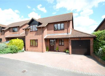 Thumbnail 4 bed detached house for sale in Pimento Drive, Earley, Reading