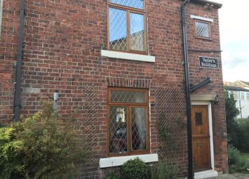 Thumbnail 1 bed end terrace house to rent in Varleys Buildings, Horbury, Wakefield