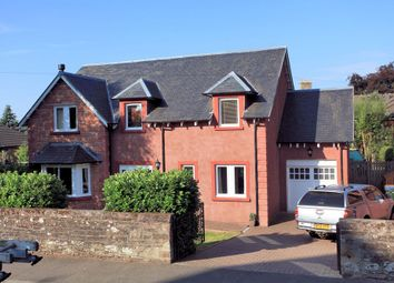 Thumbnail 5 bed detached house for sale in Strathearn Terrace, Crieff
