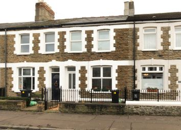 Thumbnail 3 bed terraced house for sale in Donald Street, Roath, Cardiff