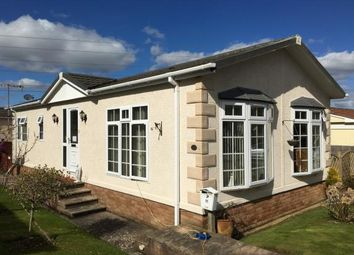 Thumbnail 2 bed mobile/park home for sale in Edginswell Lane, Torquay, Devon