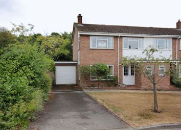 Thumbnail 3 bed semi-detached house for sale in Rowans Park, Lymington