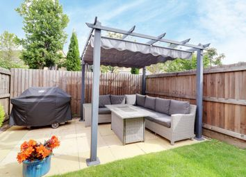 Thumbnail 3 bed end terrace house for sale in The Furrows, Moulton, Northampton