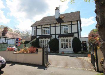 Thumbnail 6 bed detached house for sale in Battledown Approach, Charlton Kings, Cheltenham