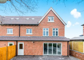 Thumbnail 3 bed detached house for sale in Burntwood Road, Hammerwich, Burntwood