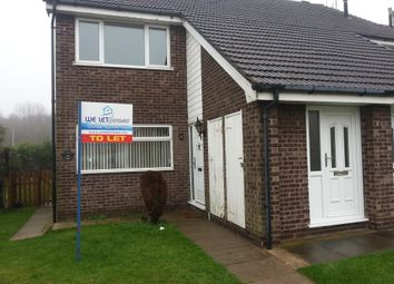 Thumbnail 2 bed flat to rent in Malwood Way, Maltby, Rotherham