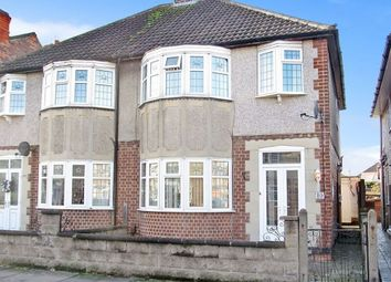 Thumbnail 3 bedroom semi-detached house for sale in Conway Street, Long Eaton, Nottingham