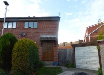 Thumbnail 2 bed semi-detached house to rent in Ivanhoe Mews, Swallownest, Sheffield