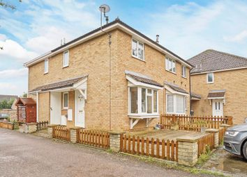 Thumbnail 1 bed property for sale in Alder Close, Eaton Ford, St. Neots