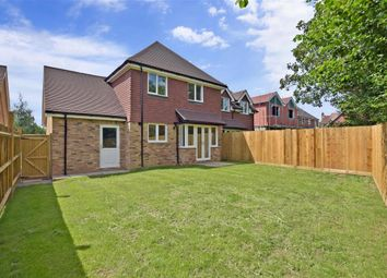 Thumbnail 3 bedroom semi-detached house for sale in London Road, Ashington, West Sussex