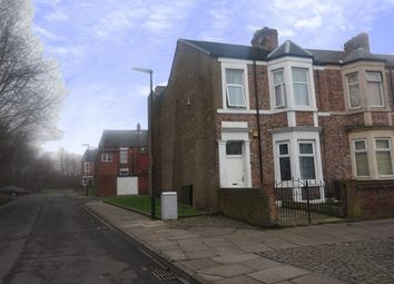Thumbnail 3 bedroom terraced house for sale in The Avenue, Wallsend