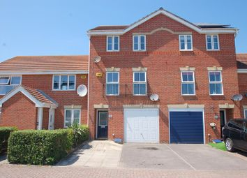 4 bed terraced house for sale in Charlotte Drive, Priddy's Hard, Gosport PO12
