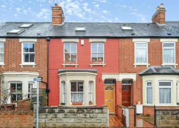 Thumbnail 4 bedroom terraced house for sale in Marlborough Road, Oxford OX1,
