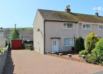 Thumbnail 2 bedroom end terrace house for sale in 19 Orchard Road, Stranraer