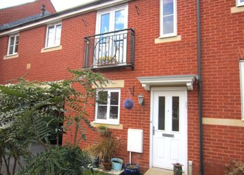 Thumbnail 1 bed flat to rent in Barle Close, Exeter