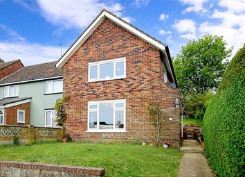 Thumbnail 2 bed end terrace house for sale in Truleigh Close, Woodingdean, Brighton, East Sussex