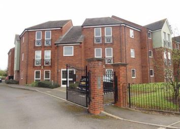Thumbnail 2 bed flat for sale in Basin Lane, Tamworth