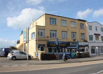 Thumbnail 2 bed flat to rent in Cliff Road, Newquay