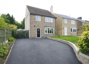 Thumbnail 5 bed detached house for sale in Newbold Road, Cutthorpe, Chesterfield