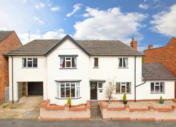 Thumbnail 4 bed detached house for sale in Burghley Street, Kettering