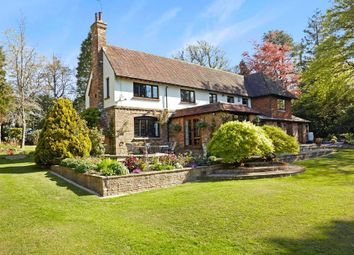 Thumbnail 5 bed detached house for sale in Possingworth Park, Cross In Hand, Heathfield, East Sussex