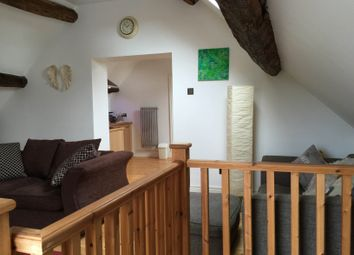 Thumbnail 1 bed cottage to rent in The Barn At Shawcross House, Main Street, Orton On The Hill, Atherstone