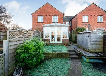 3 bed terraced house for sale in Marlborough Road, Dorking RH4