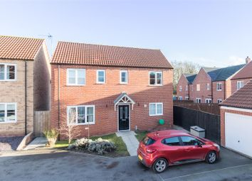 Thumbnail 3 bedroom detached house to rent in Nursery Way, Norton, Malton