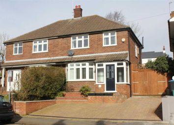 Thumbnail 3 bed semi-detached house for sale in Kingsland Road, Hemel Hempstead