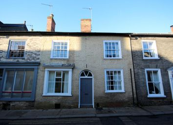 Thumbnail 3 bedroom terraced house to rent in Guildhall Street, Bury St. Edmunds