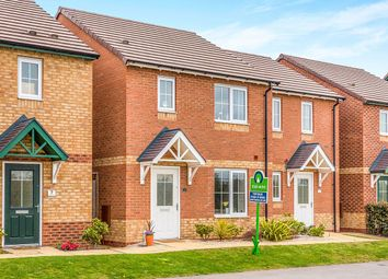 Thumbnail 3 bed semi-detached house for sale in Butterfly Gardens, Woodville, Swadlincote