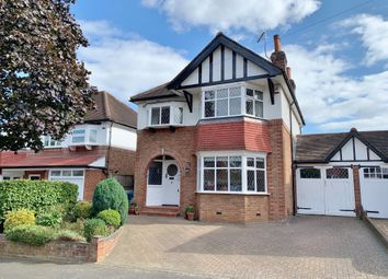 Thumbnail 3 bedroom detached house for sale in Colchester Drive, Pinner